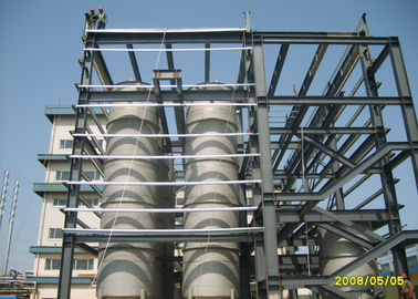 Top Steel Structure Construction Prefabricated Steel Factory Plant Steel Structure