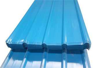 Prepainted Colour Coated Sheets Cold Rolled With Gauge Thickness 0.2 To 0.8mm