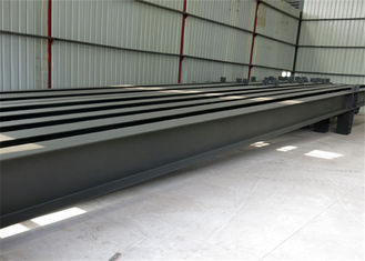 Welding Structural Steel Beams For Steel Building Construction Iso Certificate
