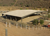 Long Span Horse Shed Steel Structure Construction For New Zealand Waikato