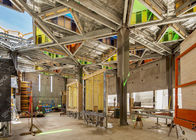Australian Architectural Structural Steel For Newport Mosque Fabrication