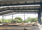 African easy installation low cost prefabricated steel shed steel structure warehouse