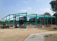 Durable Warehouse Structure Design Metal Warehouse Buildings with Nice Appreance