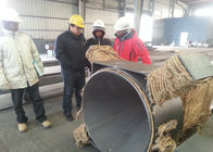 China Architectural Steel Fabrication Services As Australian Newport Musque Column factory