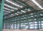 Q235B, Q345B Grade fast installed EPS/PU/XPS sandwich panel steel structure warehouse