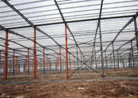 Export to Australia industrial structure steel warehouse/workshop construction building
