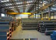Industrial Steel Structure Warehouse Buildings Eps Sandwich Panel Wall / Roof
