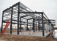 Prefab Steel Structure Construction With Mezzanine
