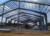 Fast Erection Portal Steel Structure Construction