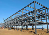 Environmental Prefab Light Steel Frame Buildings Multi Storey