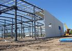 Prefabricated Frame Portal Industrial Shed Buildings
