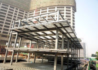 Multi Storey Steel Structure Construction Mezzanine Floor Building