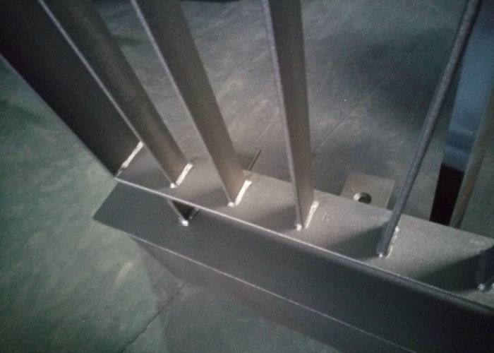 Q235b Balustrades Steel Fabrication Services Australian Scottch Collage