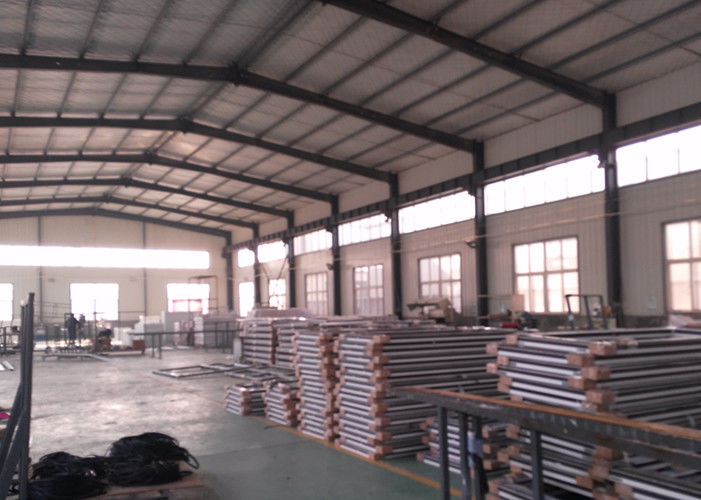 Galvanised Steel Structure Warehouse With Drop Ceiling Design Single Story Building