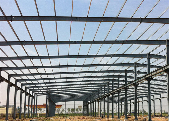 General Steel Structure Warehouse Environmental Friendly With Good Appearance
