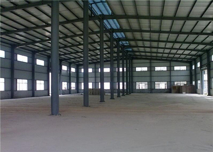 China Factory Construction Frame Steel Structure Building Prefab House Workshop For Sale