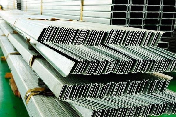 Hot Dip Galvanised Steel Purlins 150 To 300mm With Material Steel Coil