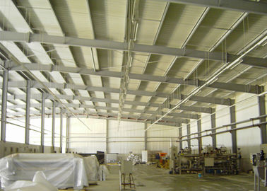 China Professional designed and manufacture quick assembly flexible structural steel  workshop factory