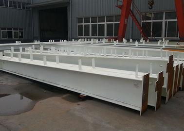 China Custom Dimension Steel Structure Workshop Q235b Q345b Grade By Auto Cad Teckla factory