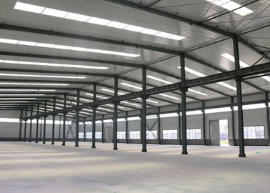 China Pre Engineered Steel Structure Workshop Light Steel With Custom Design factory