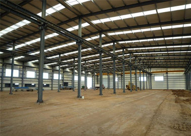 China Industrial Steel Structure Construction Shed Designs Prefabricated Light Steel factory