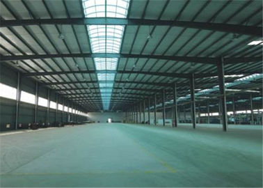 China Export to Philippines high quality large span steel structure frame construction building steel workshop factory