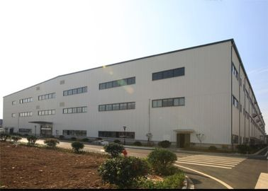 China Prefabricated Frame Portal Industrial Shed Buildings Steel Structure Workshop factory