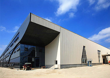 China Industrial Shed Prefabricated Workshop Buildings factory